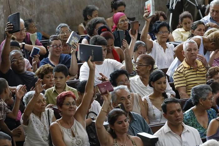 Bibles sent to Cuba